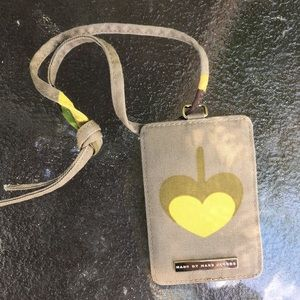 Marc Jacobs luggage tag (add on) READ